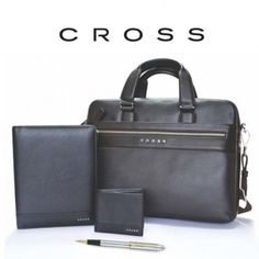 #Steigens presents a collection of Promotional and Corporate Cross leather gifts in #Dubai. Cross Leather gifts is a highly functional executive accessory with a zippered section, many pockets, and slots for cards.