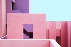 Spannende foto van een van de mooiste gebouwen van Spanje