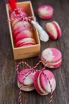 Macarons Madame Lucie