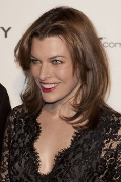 milla jovovich short hair - Google Search