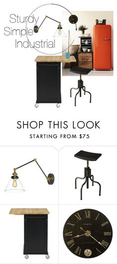 """""""Not to Mention Good Looking"""" by jannieboots ❤ liked on Polyvore featuring interior, interiors, interior design, home, home decor, interior decorating, Butler Specialty Company, Crate and Barrel, Grandin Road and Lenox"""