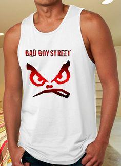 Bad Boy Street Tank Top for Man on http://www.luulla.com/store/distro4u