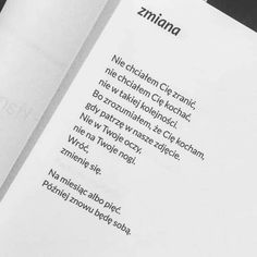 Żurnalista.pl Poems, Sad, Quotes, Life, Quotations, Poetry, Verses, Quote, Shut Up Quotes