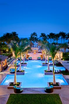 Brandnew H2Oasis adults only pool in Aruba