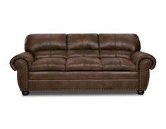 Sofa in Padre Espresso