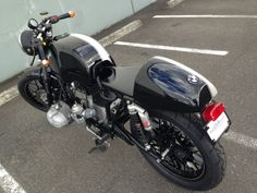 Our own airhead project BMW Cafe Racer.  South Sound Motorcycles www.southsoundmotorcycles.com