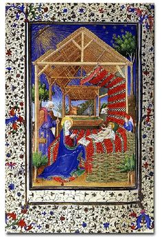 Book of Hours of the Marshal of Images