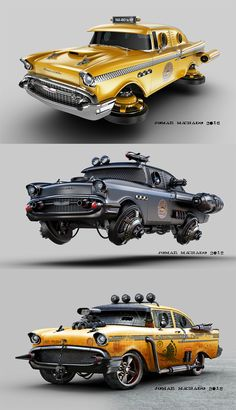 ArtStation - 3 Times Wich one? and Jomar Machado Jet Engine Parts, Ingenieur Humor, Arte Steampunk, Death Race, Spaceship Design, Futuristic Cars, Unique Cars, Car Drawings, Car Tuning