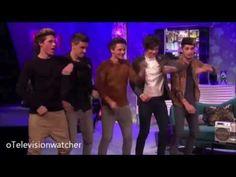 One Direction | Gentleman (dancing NEW) - YouTube