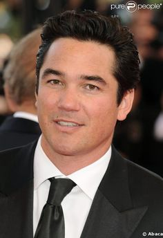 Dean Cain... he just gets sexier as he gets older