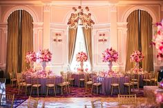 The Ballroom. Theming by Ruby J Events. Flowers by Melissa Riva Flowers.