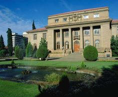 Bloemfontein- seat of the Appeal Court of South Africa
