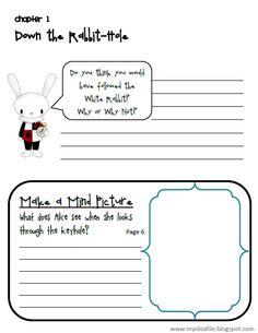Alice In Wonderland worksheet - Free ESL printable worksheets made ...