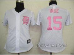 http://www.jordanaj.com/mlb-women-jerseys-detroit-tigers-15-inge-white.html MLB WOMEN JERSEYS DETROIT TIGERS #15 INGE WHITE Only 17.30€ , Free Shipping!