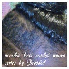 Almost isn't good enough... #crochetbraids #crochetweave