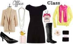 Coco chanel inspired lbd outfit
