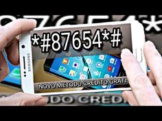 COMO COLOCAR CRÉDITO GRÁTIS NO CELULAR CÓDIGO 2018 | SEM APLICATIVO - YouTube Android Ou Iphone, Smartphone, Closet, Free Iphone, Apps, Secret Code, Good Manners, Hacks, Tecnologia