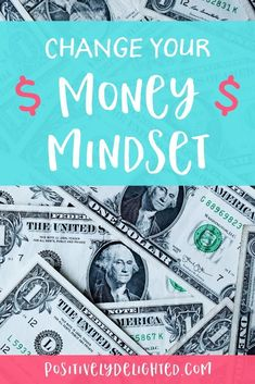 Changing Your Money Mindset with Sami Womack From A Sunny Side Up Life In this interview with Sami W Self Esteem Activities, Manifesting Money, Family Budget, Change Your Mindset, Relax, Journal Prompts, Negative Thoughts, Positive Mindset, Self Development