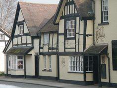 An English Village Pub