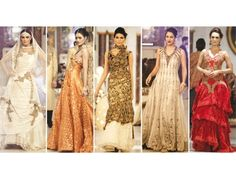 Trend Report: Pantene Bridal Couture Week 2013 – The Express Tribune