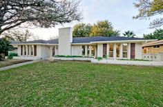 1970s House Styles | 1970 Ranch Style Homes Classic 1970's ranch style                                                                                                                                                                                 More