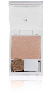 A pale blush to bring colour to your cheeks! e.l.f. Essential Blush with Brush in Coy  @ℓℴvℯ High @Evan Sharp.l.f. Cosmetics