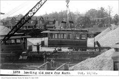 When Haileybury burned, Toronto sent streetcars - Spacing Toronto Ottawa River, Main Street, Quebec, Cobalt, Ontario, Burns, Past, Toronto, History