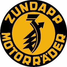 ZUNDAPP MOTORCYCLES LOGO