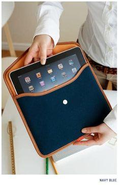 The  iPad Pouch  is a trendy ed3c4b684cc