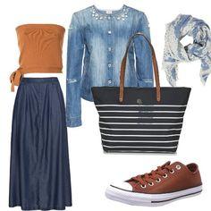 Aperitivo primaverile dopo il lavoro!: outfit donna Trendy per tutti i giorni | Bantoa