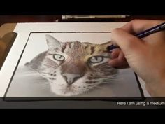 How to Color in a Grayscale Image using colored pencils - YouTube ...