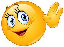 Wellenartig Bewegende Hand Smiley Emoticon - Wählen Sie aus über 61 Million qualitativ hochwertigen, lizenzfreien Stockfotos, Bilder und Vektoren. Melden Sie sich noch heute KOSTENLOS an. Bild: 29404968