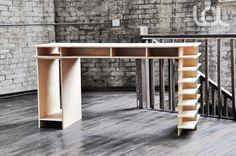 Custom Made Designers Desk - $750