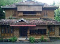 old traditional south indian house plans alte traditionelle südindische hauspläne old traditional south indian house plans # Traditional House Plans European Kerala Traditional House, Traditional House Plans, Traditional Homes, Korean Traditional, Brick House Plans, Dream House Plans, Dream Houses, Indian Home Design, Kerala House Design