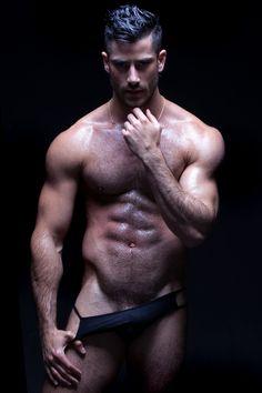Gif nude hairy wanking