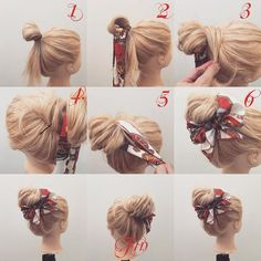 Cute (Easy Hair Do's)