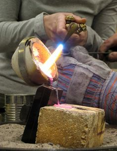 learn how to make metal jewelry