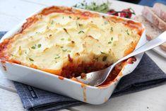 Lasagna, Mashed Potatoes, Recipies, Food And Drink, Ethnic Recipes, Recipes, Food Recipes, Rezepte, Shredded Potatoes