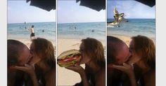 Девушка попросила обработать фото и убрать мальчика на заднем фоне - http://wuzzup.ru/devushka-poprosila-obrabotat-foto-i-ubrat-malchika-na-zadnem-fone.html