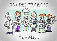 Dibujos y Actividades para el Dia del Trabajador