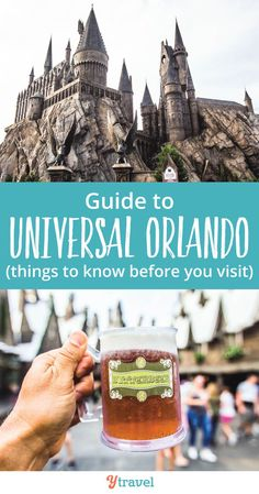 18 tips for visiting Universal Orlando. Learn how to plan your trip to Universal Orlando Resort and visit all three parks: Islands of Adventure, Universal Studios, and Volcano Bay. Plus, The Wizarding World of Harry Potter. Get info on which tickets to buy, where to stay, what rides are best, how to beat the crowds and much more! | #Adventure #Explore #Discover #Travel #TravelTips #BestTravelTips #Getaway