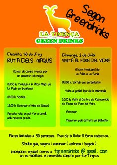 Evento de Senderismo Guiado, 30 de Junio y 1 de Julio en La Tinença de Benifassá.... 6 euros cada ruta.