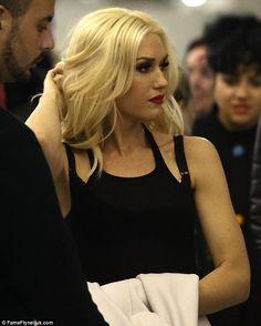 Gwen Stefani make up