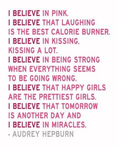 I've probably pinned this ten times, but what can i say...it's my fave! ~Audrey Hepburn