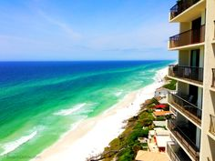 One Seagrove Place on Hwy 30a features 2-bdrm fully-equipped condos with contemporary design, all with private balconies overlooking the beautiful Gulf of Mexico.