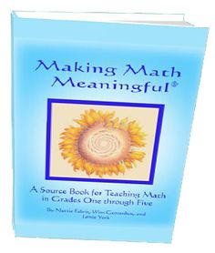 Making Math Meaningful - Considering this for next year. For $25, I figure it can't hurt to check it out.