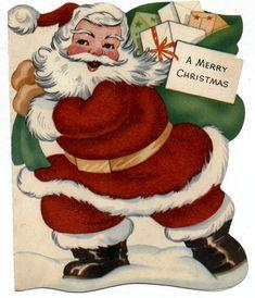 vintage-Santa-sack-toys-kids-Xmas-cards