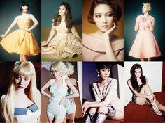 Girls' Generation - Lion Heart photo teaser - comeback 2015