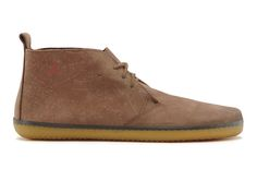 Made in Ethiopia the Soul of Africa Gobi II in Tan let's your feet do their thing.   Each pair is unique and the high quality natural leather feels great.   http://www.vivobarefoot.com/uk/mens/sofa-gobi-ii-mens?colour=Tan  #barefootshoes #leather #gobi #desertboot #vivobarefoot