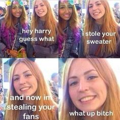Haha<< I love Gemma<<<>>>If you don't love Gemma i am literally judging you right now